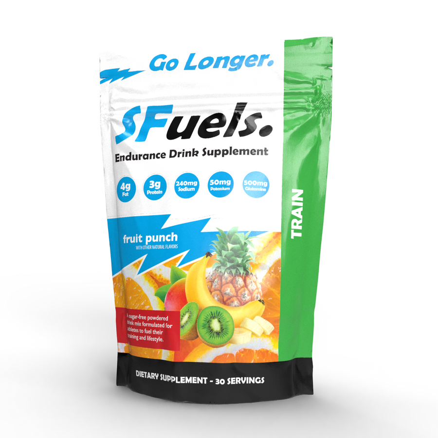 SFuels Train: Fruit Punch Endurance Drink