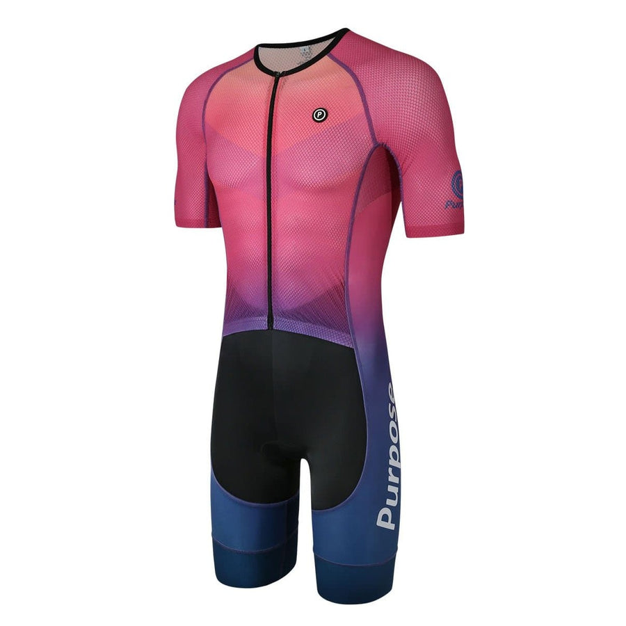 Purpose Pro Tri Suit (Mirage) Side View