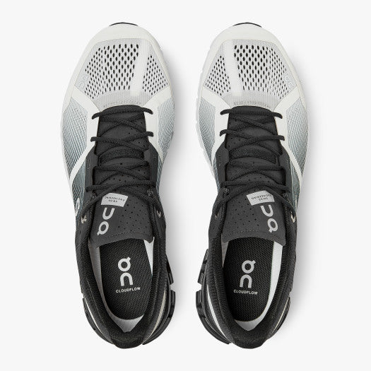 On Cloudflow 2.0 Men's Running Trainer | Black / White