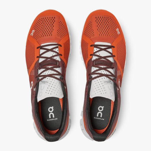 On Cloudflow 2.0 Men's Running Trainer | Flare / Dawn