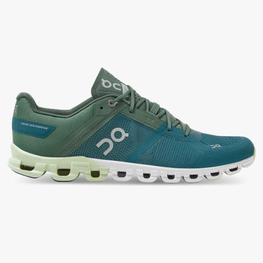 On Cloudflow 2.0 Men's Running Trainer | Sea / Petrol