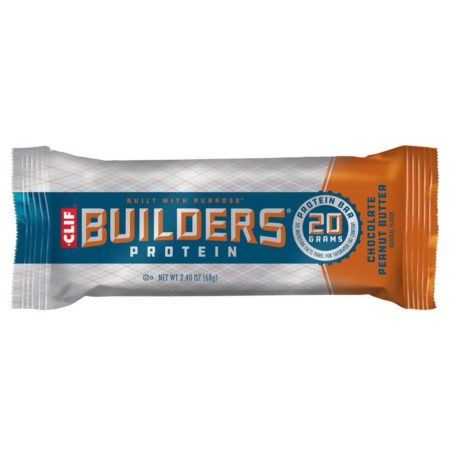 Clif Builders Protein Bar Chocolate Peanut Butter