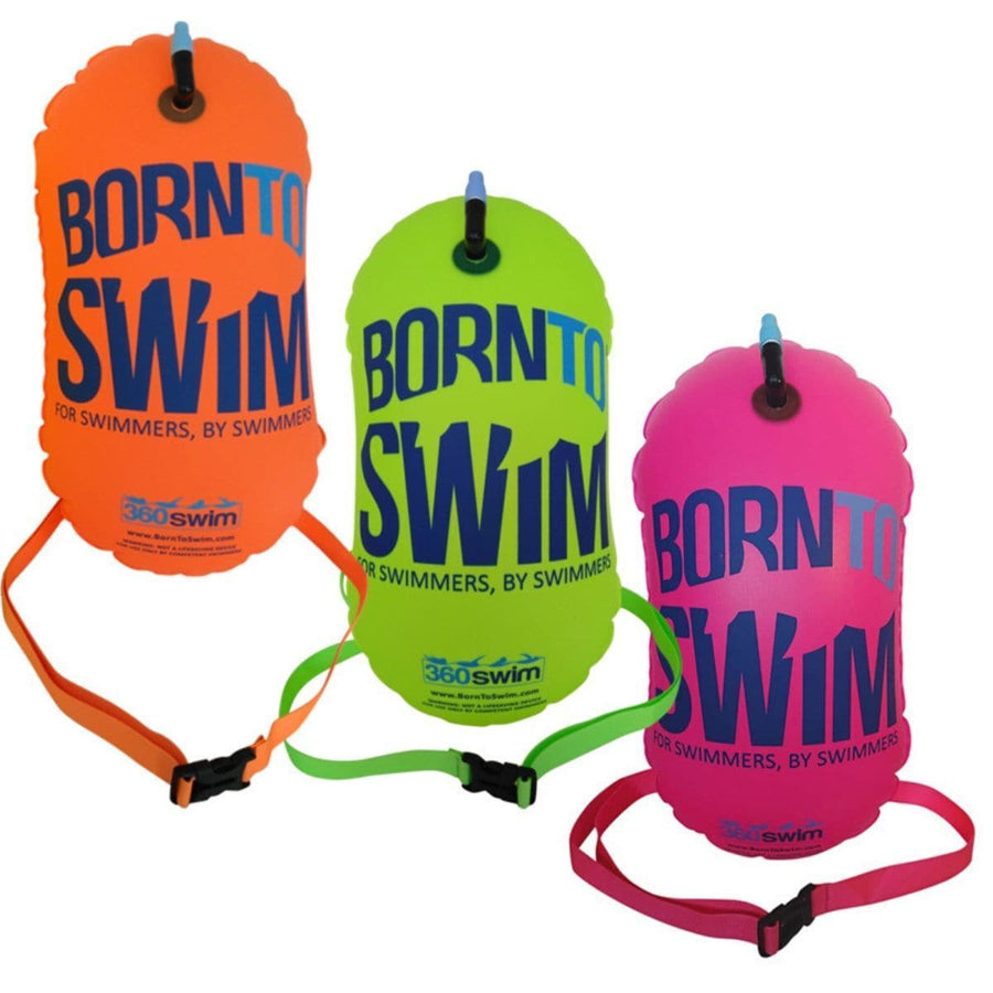 born to swim safety swimmer