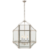 Barton Lantern, Nickel