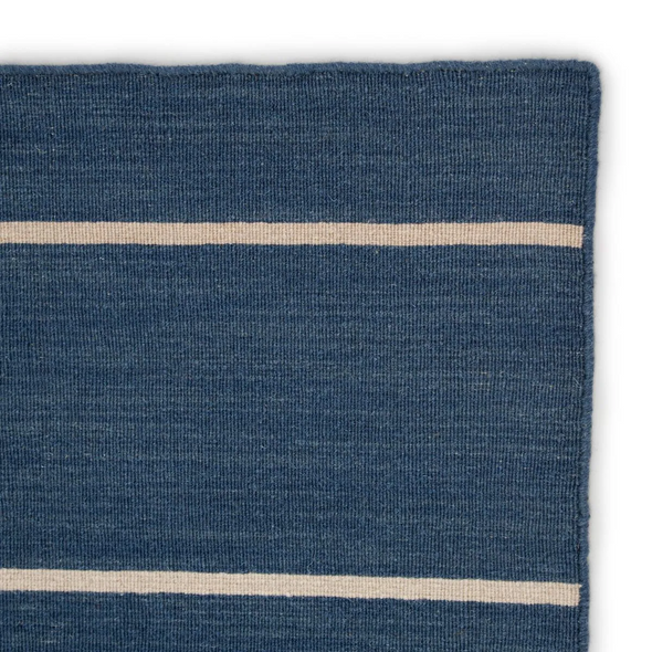 East Hampton Rug, Coastal Blue