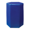 Rhodes Side Table, Cerulean