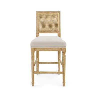 Maddox Counter Stool, Natural