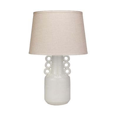 Fernleaf Table Lamp, White