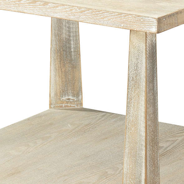 Billy Side Table, Grey Washed Oak
