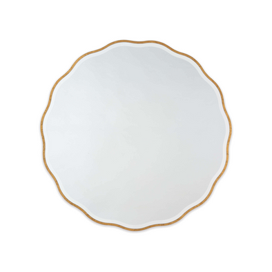 Atwater Mirror, Gold