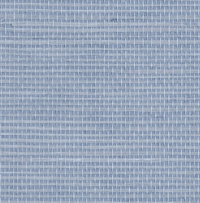 grasscloth wallpaper in light blue color