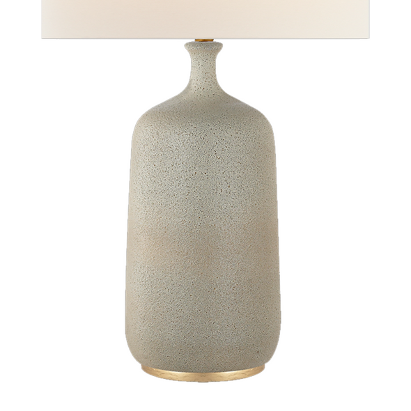 Park Lane Table Lamp, Textured Ivory