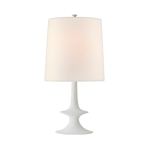 Delia Table Lamp, Plaster