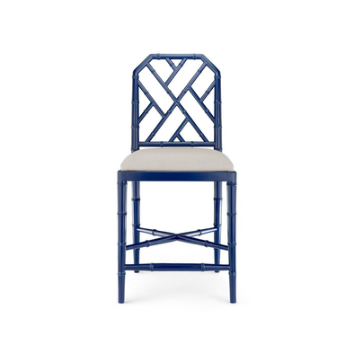 Jardin Counter Stool, Navy