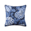 Hale Floral Pillow, Navy