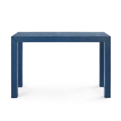Parsons Console Table, Navy