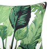 Royal Palm Pillow, Green