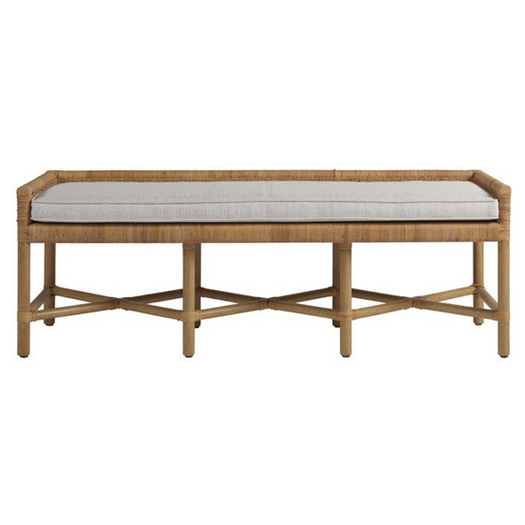 Indian Creek Bench, Rattan