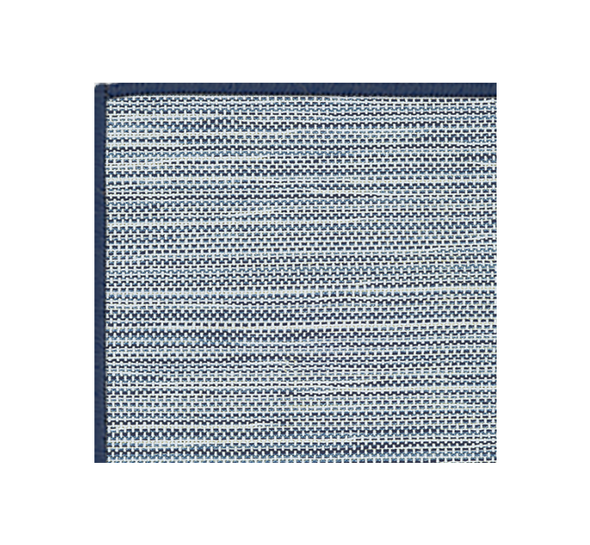 Solana Weave Indoor Outdoor Rug, Blues