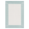 Sorrento Indoor Outdoor Rug, Turquoise