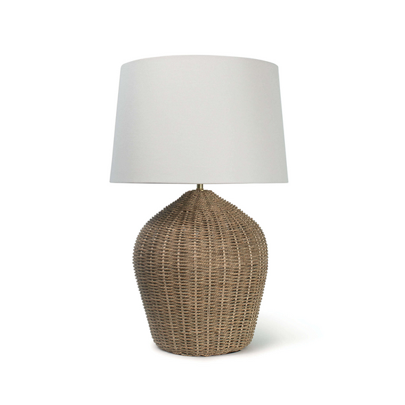 Emerald Bay Table Lamp, Natural