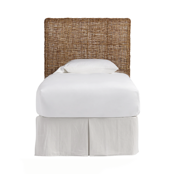 Palisade Headboard, Wicker
