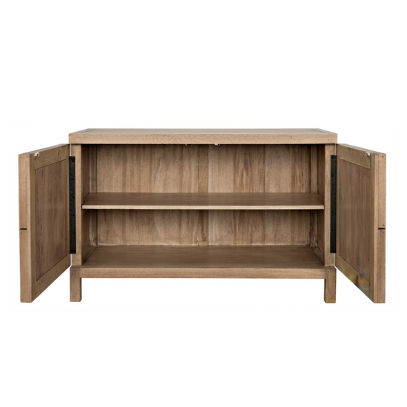 Yaletown Sideboard, Light Walnut