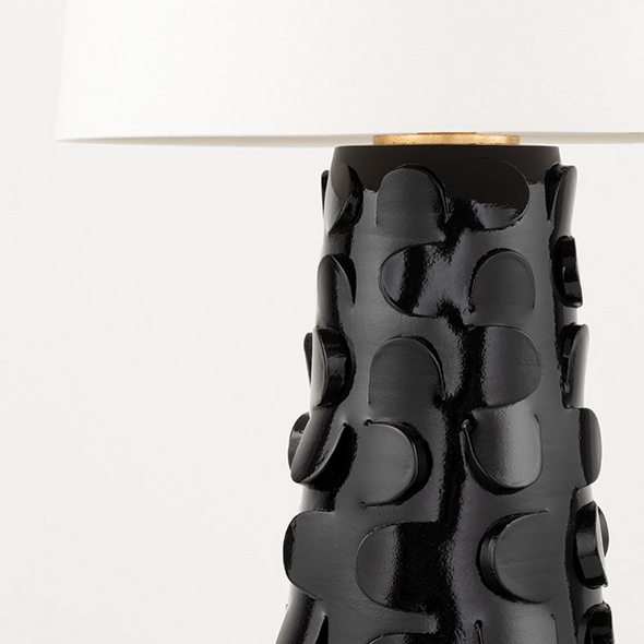 Cayo Table Lamp, Onyx