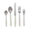 Jones Cream Flatware, 5 piece set