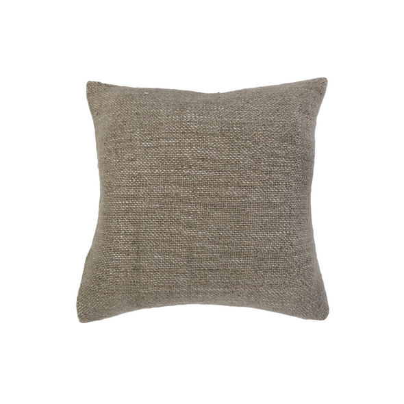 "Hendrick 20"" Pillow, 7 colors."