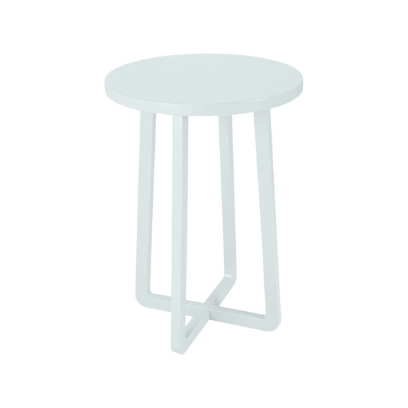 Angler Round Side Table, 18""
