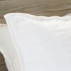 Nantucket Matelasse, White