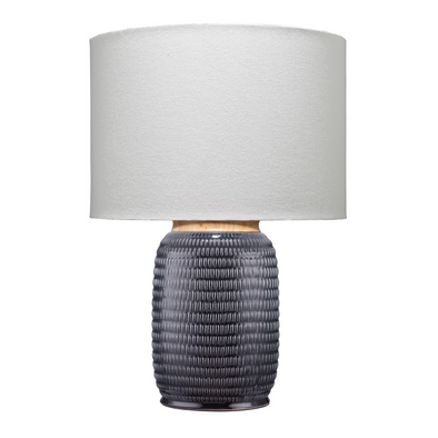 Strathmere Table Lamp, Navy