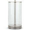 Adrian Table Lamp, Polished Nickel
