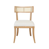 Kendall Dining Chair, Natural Oak