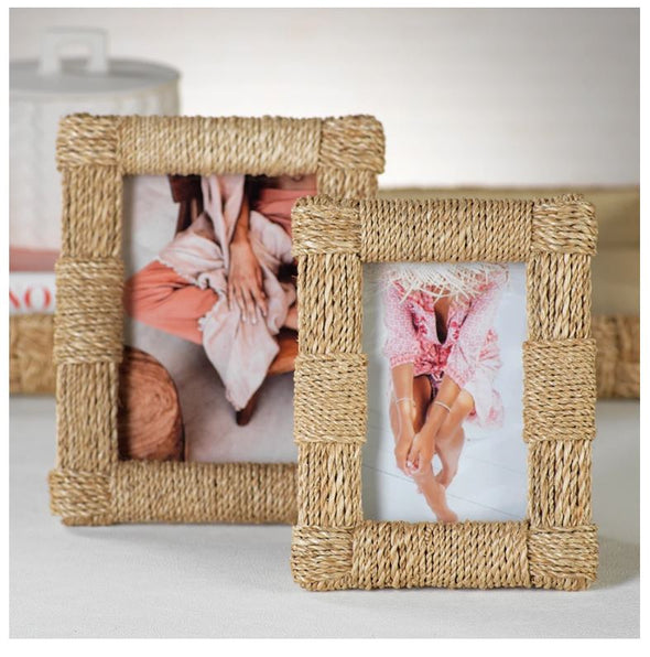 Rope Photo Frame 4x6