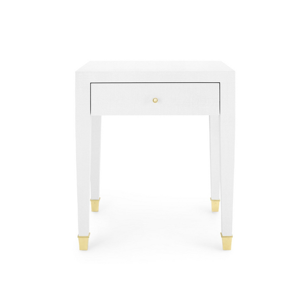 Echo Side Table, White