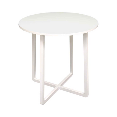 Angler Round Side Table, 28""