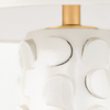 Cayo Table Lamp, White