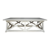 Salt Creek Coffee Table, Whitewash
