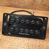 Original Seymour Duncan Invader SH-8B Humbucker, Black