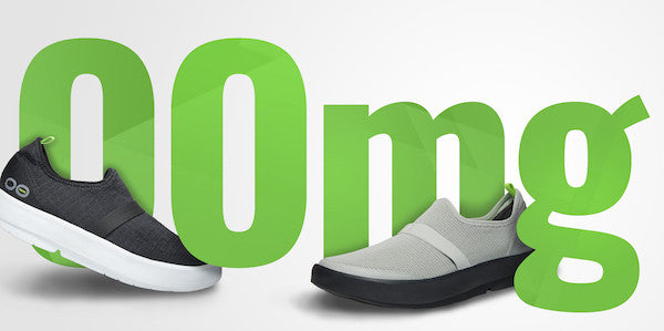 OOmg! - The First Ever OOFOS Shoe is Here!