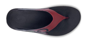 Men's OOriginal Sport Sandal - Maroon Grid