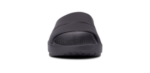 Women's OOahh Slide Sandal - Black - OOFOS
