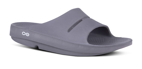 Men's OOahh Slide Sandal - Slate