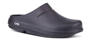 Men's OOcloog Clog - Black - OOFOS