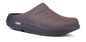 Men's OOcloog Sport Clog - Brown - OOFOS