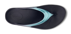Women's OOlala Sandal - Metallic Mint