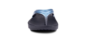 Women's OOlala Luxe Sandal - Metallic Powder Blue