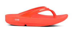 Women's OOlala Sandal - Orange - OOFOS